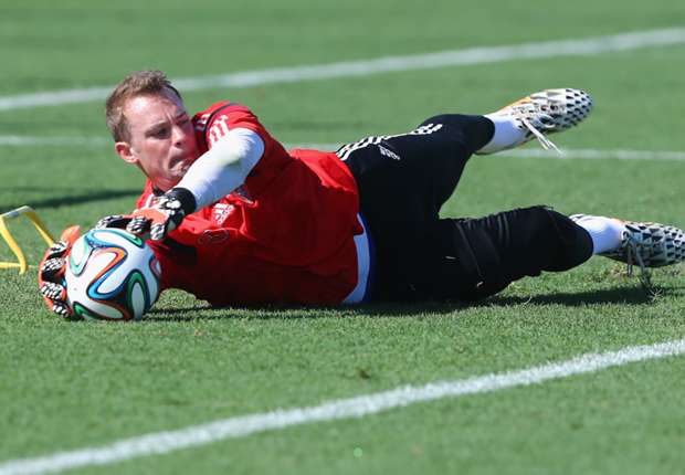 Neuer fit for Portugal clash