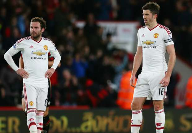 Man Utd hurting during 'horrible' run - Carrick