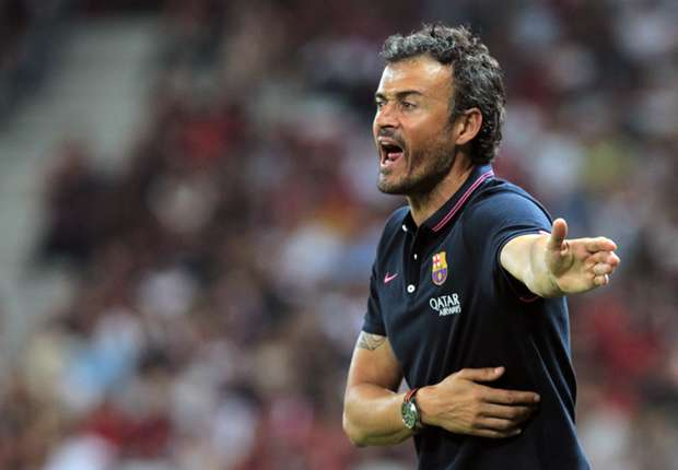 Luis Enrique is Barca's most important signing, says Bartomeu