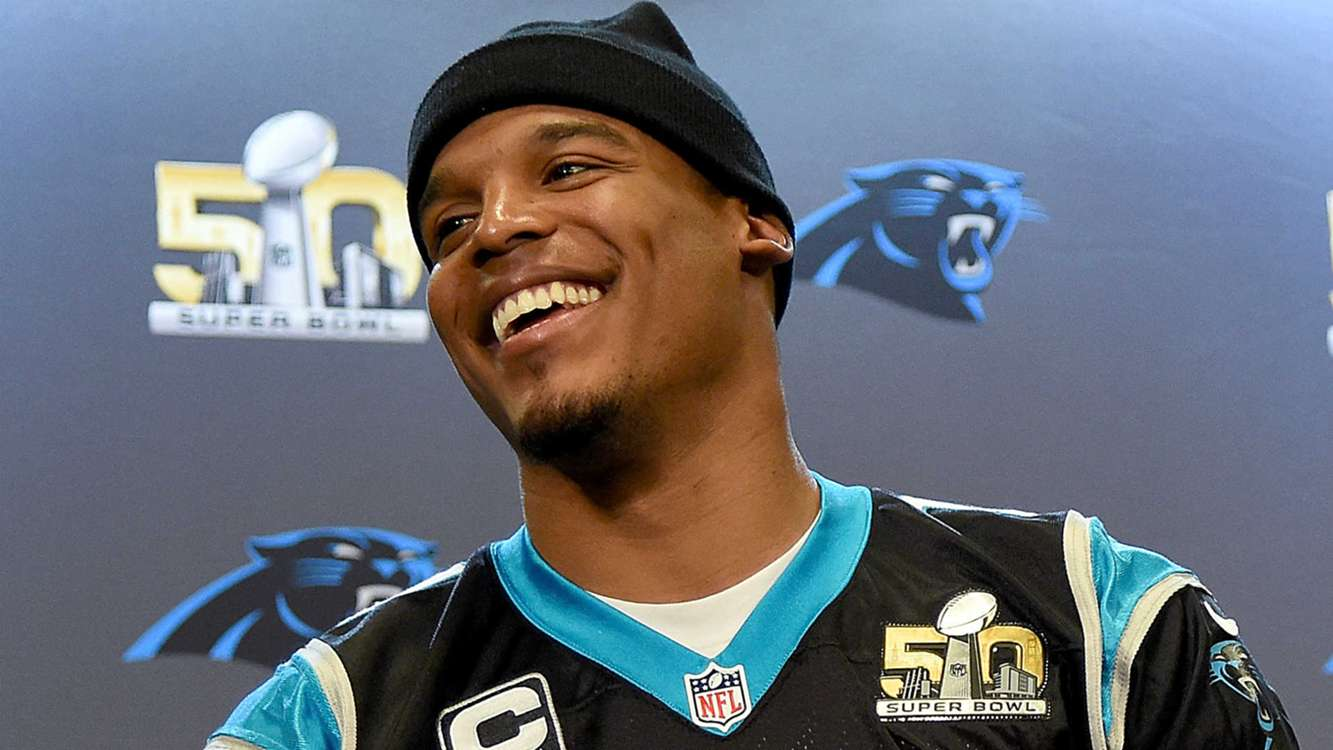 Cam newton s parents say panthers qb girlfriend expecting second