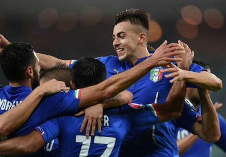 FT: Azerbaijan 1-3 Italia