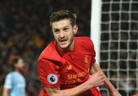 Lallana rempile avec Liverpool !