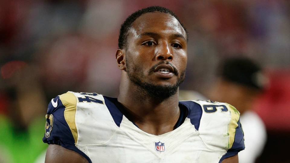 Robert Quinn Leaves Rams Camp To Cheer On Sister At Rio