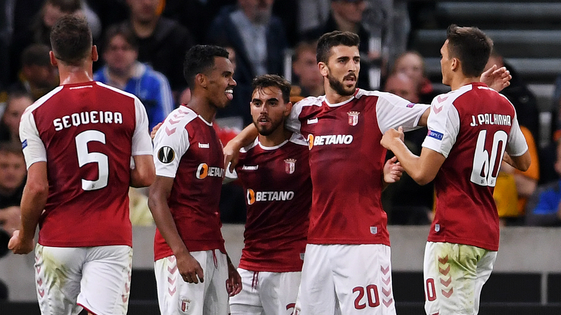 Wolves 0-1 Braga: Hosts punished by Horta in Europa League opener