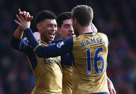 Arsenal Jaga Asa Juara