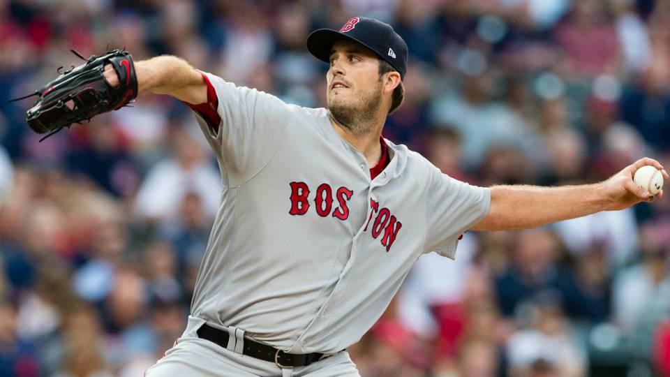 Drew Pomeranz injury update: Red Sox LHP's MRI reveals mild flexor strain