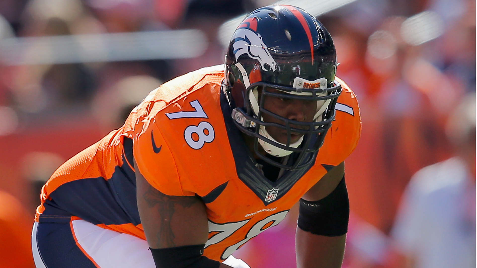 Broncos Pro Bowler Ryan Clady tears ACL, likely out for 2015