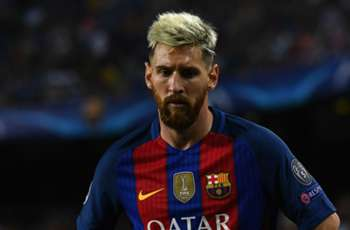 Injured Messi thanks Gladbach for get well message