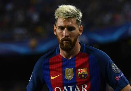 Messi thanks Gladbach