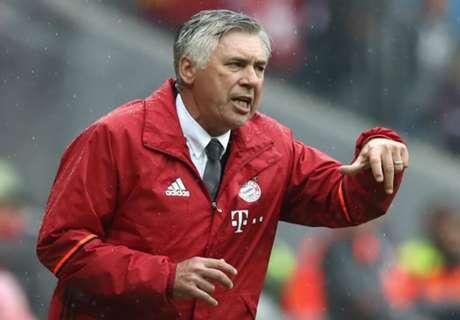 Ancelotti: Bayern suffered despite win