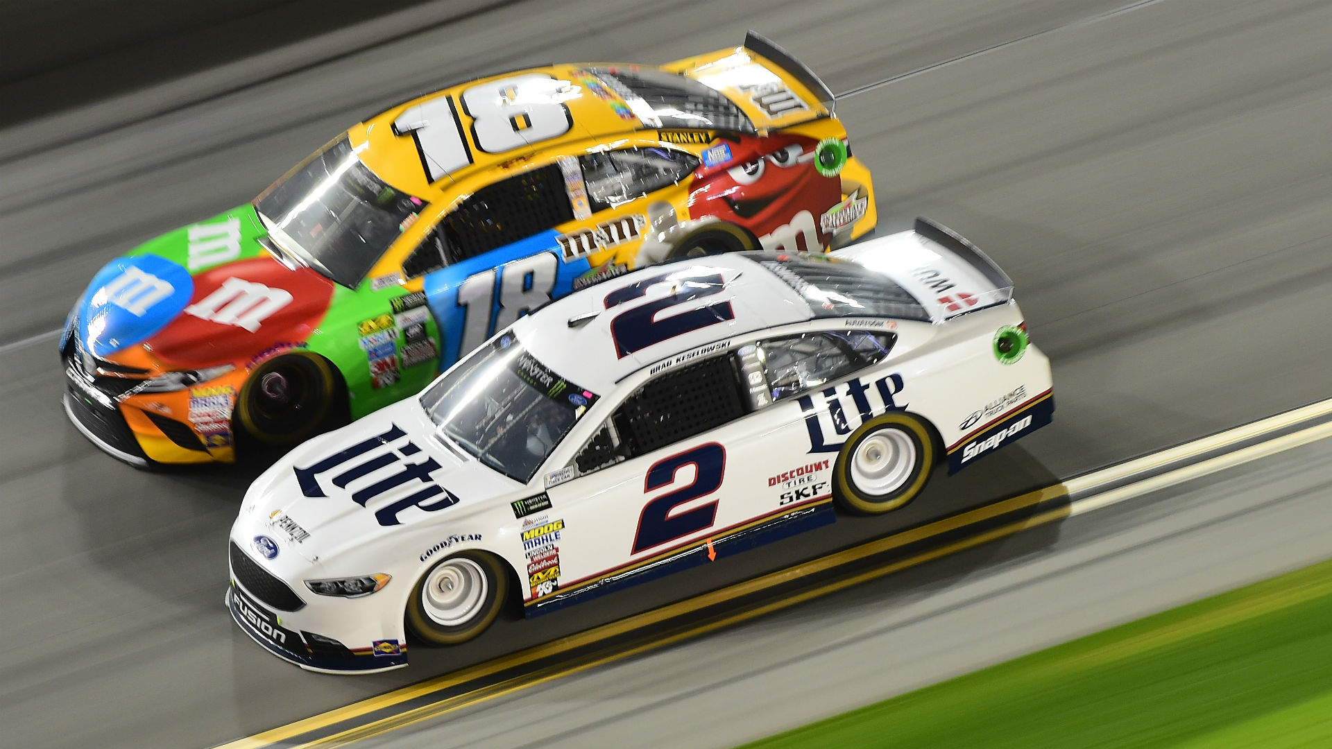 Kyle Busch, Brad Keselowski trade insults on Twitter ...