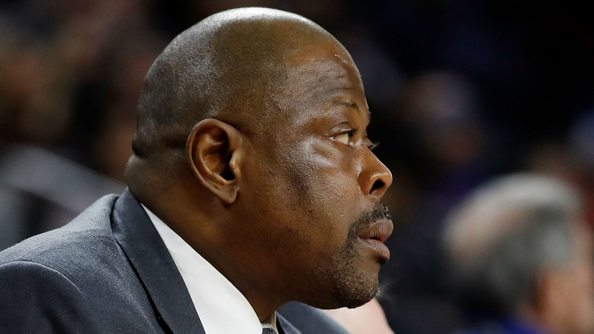 Georgetown hires alumnus Patrick Ewing as men's basketball coach