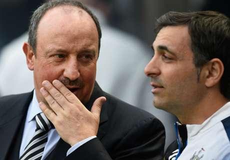 Benitez loses assistant Pecchia