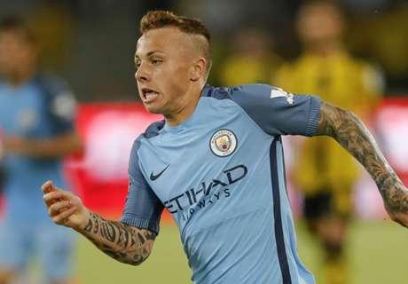 Man City loan out Angelino