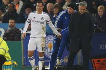 Hazard: I said sorry to Mourinho after Chelsea exit