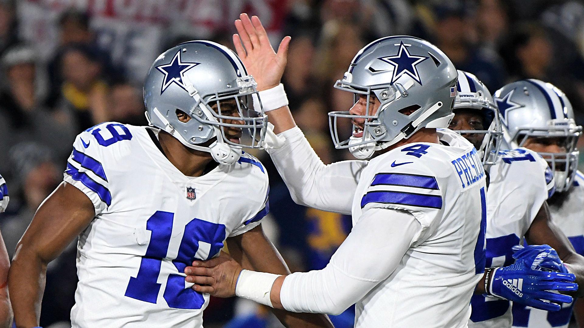 Cowboys making 'more progress' on Dak Prescott's contract than Amari Cooper's, report says