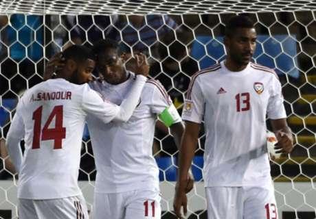 Report: Iraq 2-3 UAE