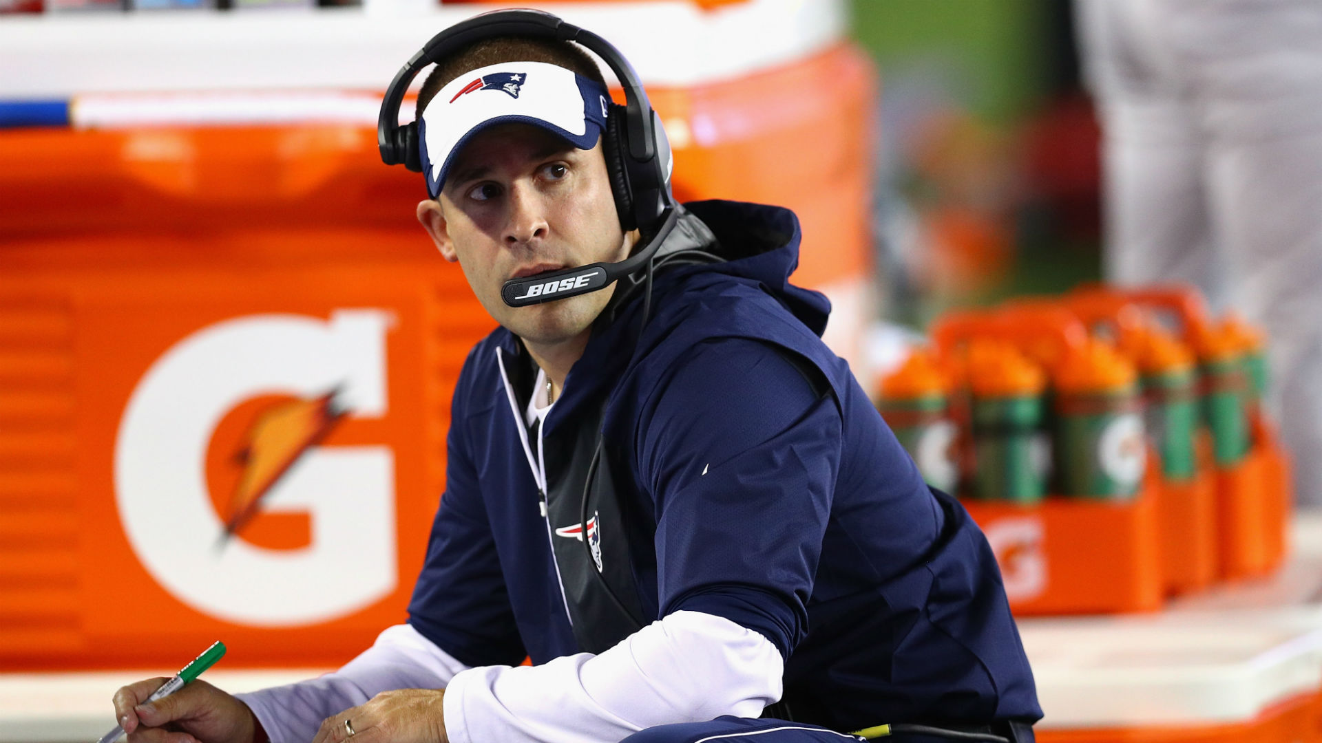 Josh McDaniels said no to Bengals interview
