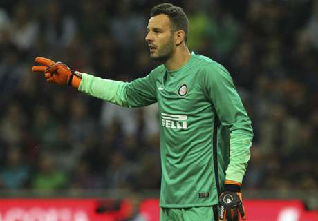 Handanovic agent denies PSG talks