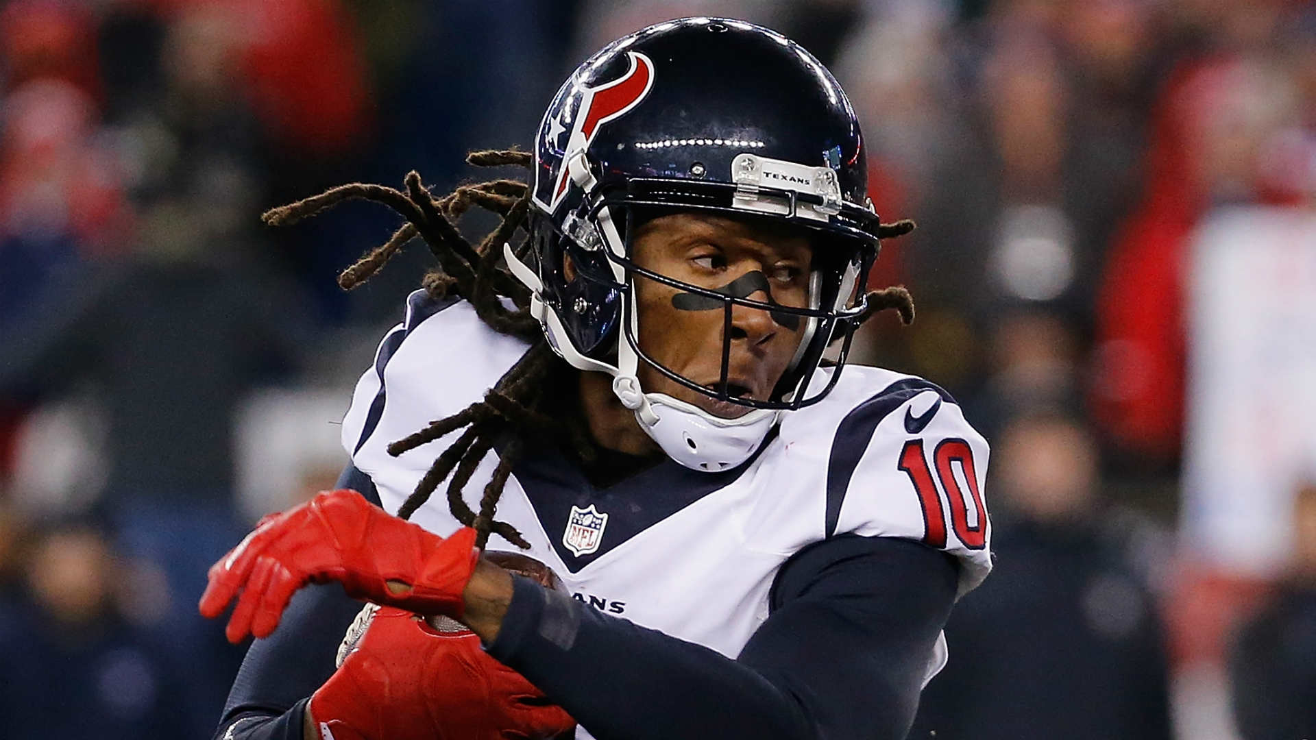 Texans Give DeAndre $81M Contract Extension, Sources Say