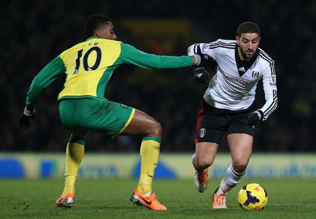 Fulham loanee Taarabt confident ahead of Arsenal clash