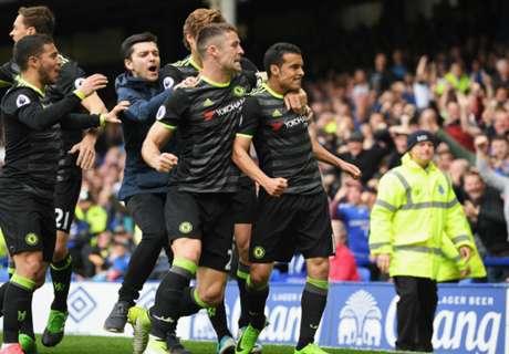 Report: Everton 0 Chelsea 3