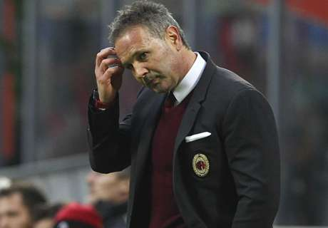 Mihajlovic: Milan fans right to boo