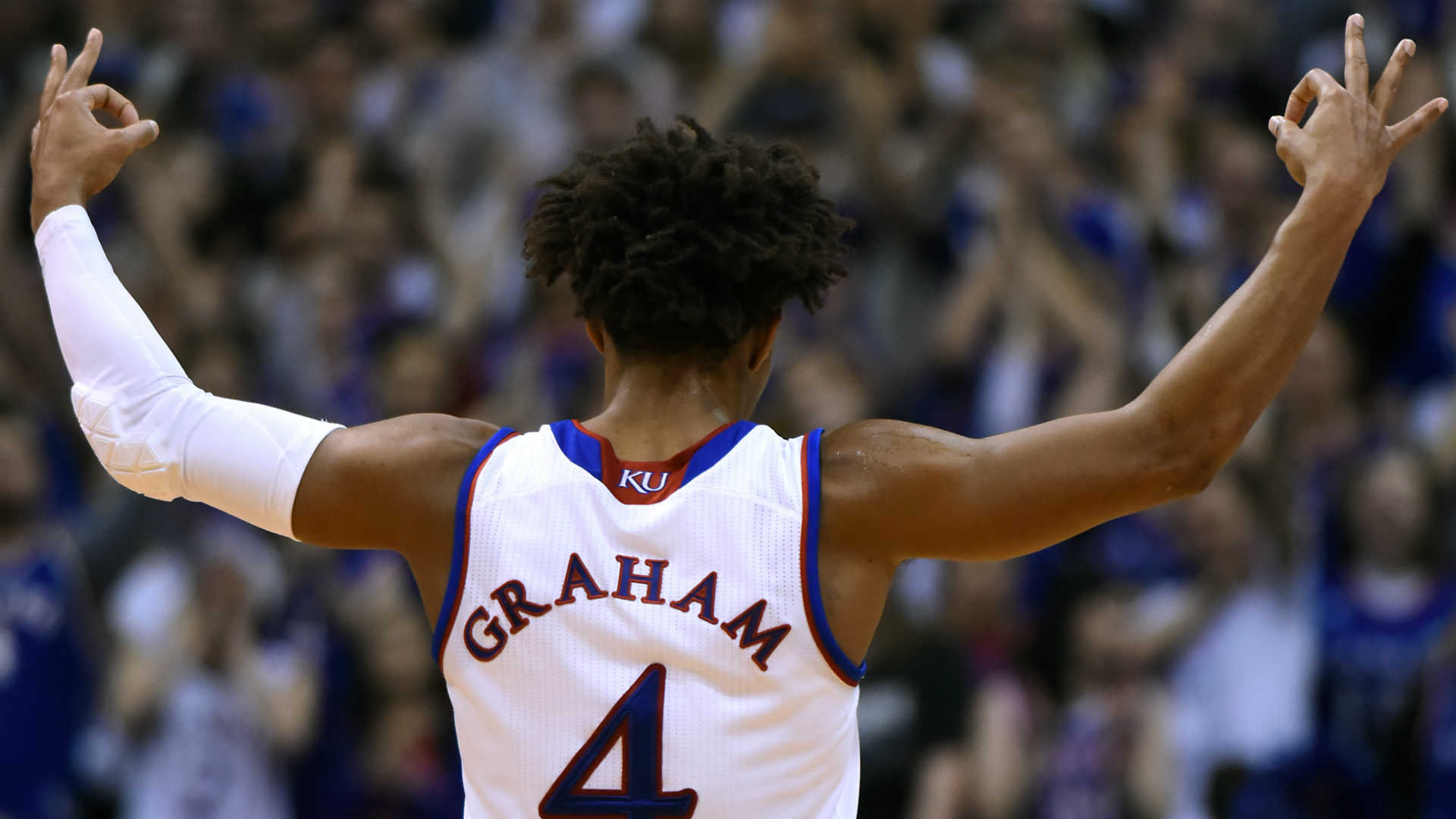 Will Young or Graham prevail in Allen Fieldhouse?