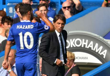Conte: No need for Hazard to be selfish