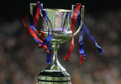 Copa del Rey Review: Zaragoza out