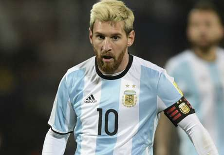 Messi: I want to play for Newell's