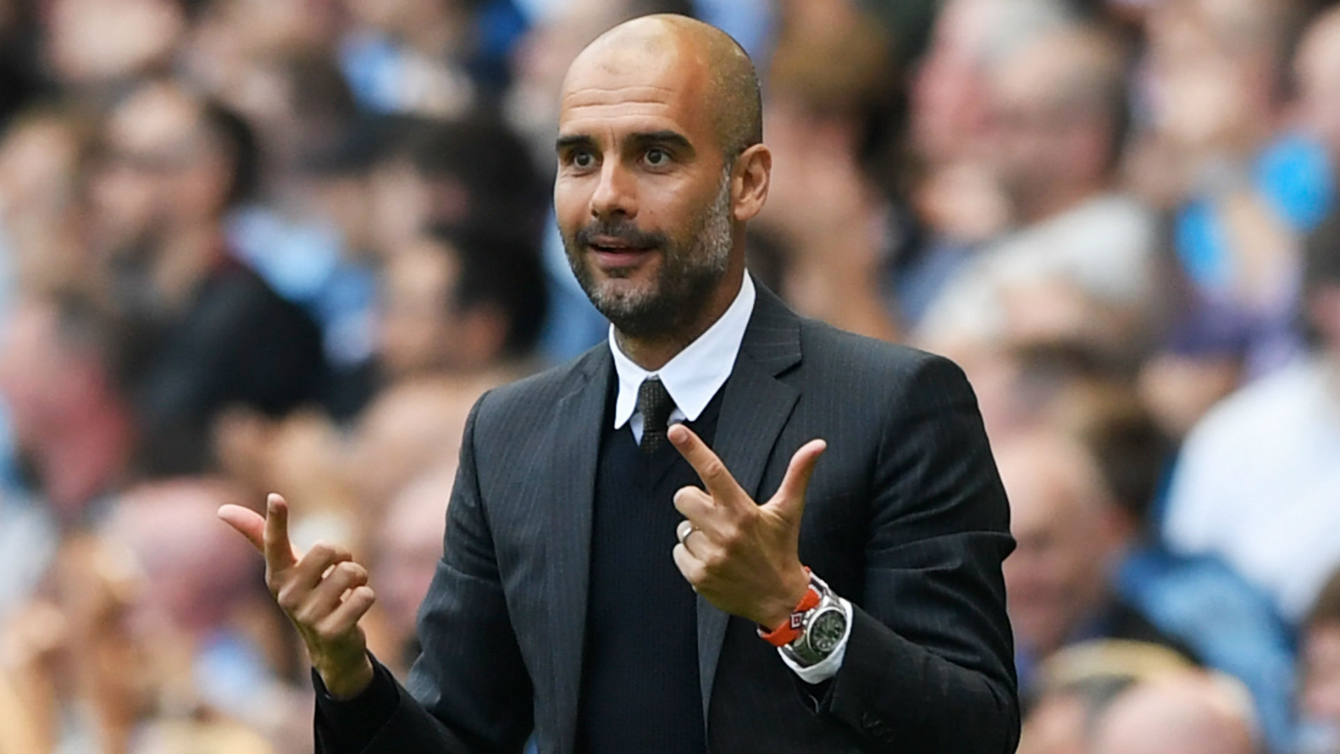 Guardiola enjoys best-ever managerial start