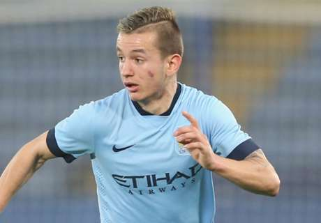 Man City starlet 'demanded game time'