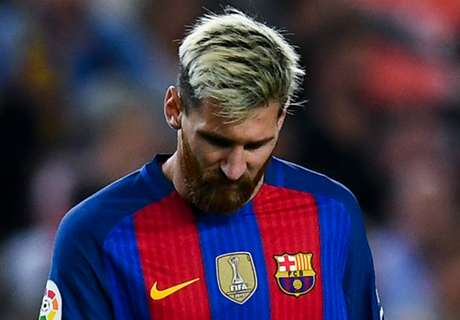 How will Barca line up with Messi missing?