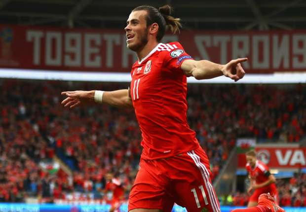 Bale crowned Wales' Player of the Year