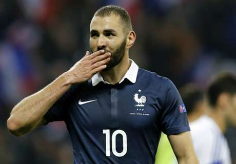 Benzema could return - Deschamps
