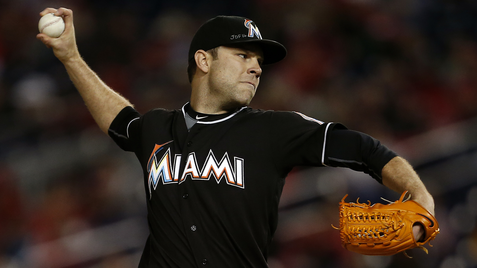 Mariners acquire RP Phelps from Marlins