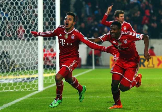Thiago: Bayern are not champions yet