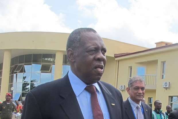 Caf president calls for 'exemplary sanctions' after Ebosse death