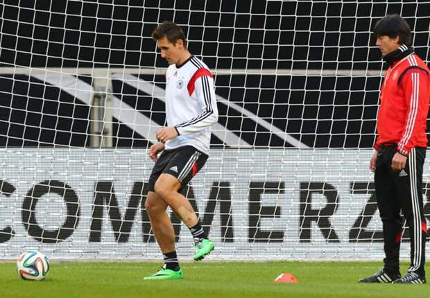 Klose: I have plenty of interesting options