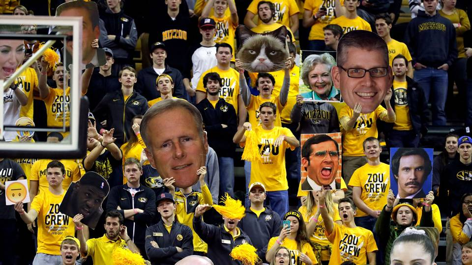 Missouri basketball