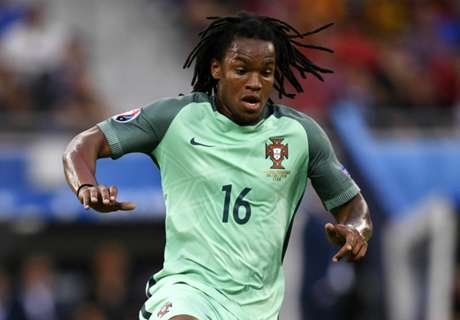 Sanches out of Portugal squad