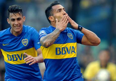 OFFICIAL: Tevez world's best-paid star