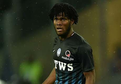 Roma step up Kessie chase