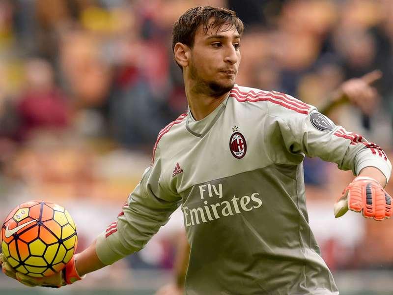 AC Milan news: Sinisa Mihajlovic aims to cool clamour around Gianluigi Donnarumma
