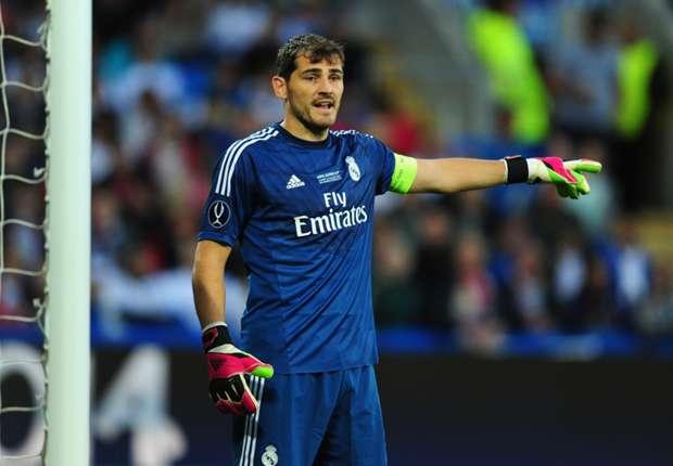 Iker Casillas será el portero de Carlo Ancelotti para esta temporada