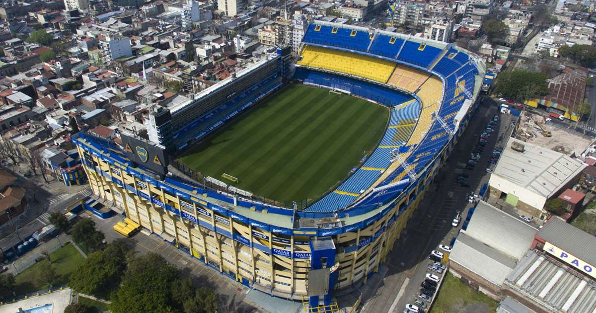 Boca v River gets green light after pitch inspection 65029f103943c