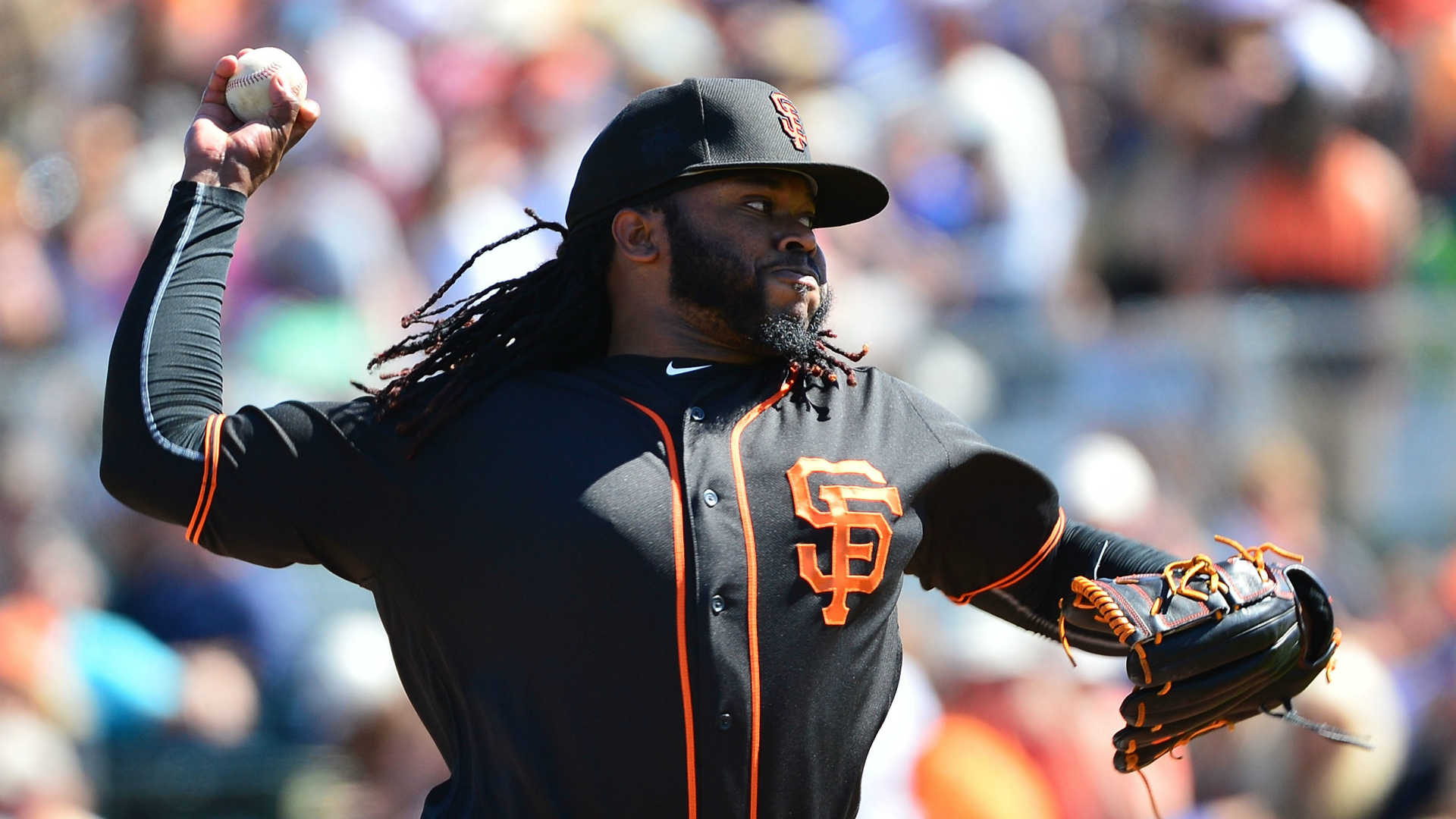 Johnny Cueto injury update: Giants starter to miss six weeks, report says