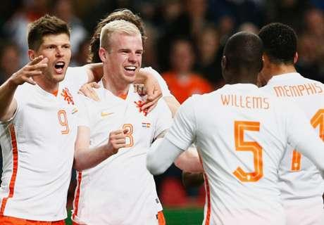 Belanda Hempaskan Spanyol Lagi