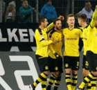 Gladbach 1-3 Dortmund: Back with a bang